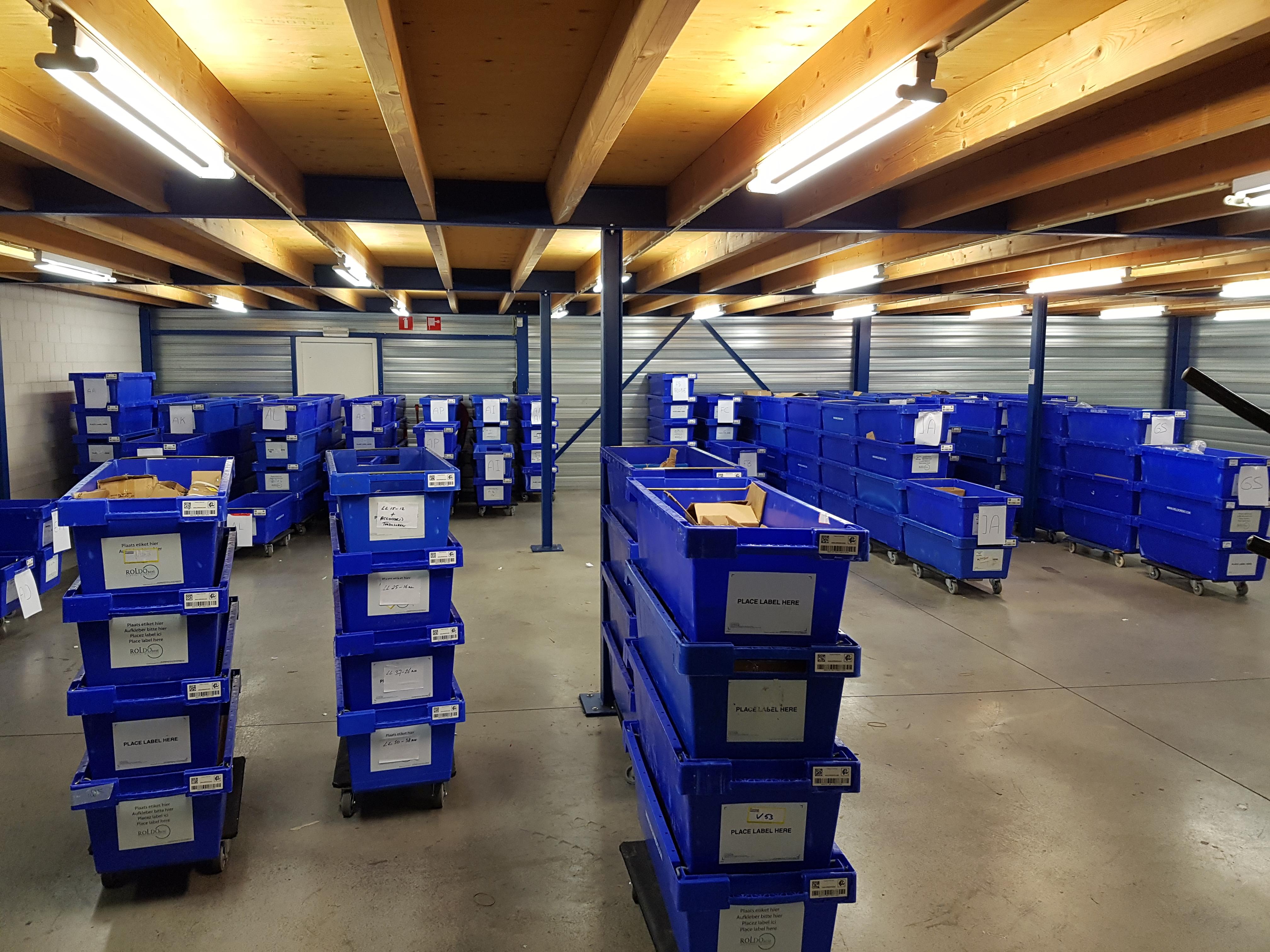 Mondial Waaijenberg Verhuizers verzorgt geslaagde bedrijfsverhuizing voor LABOR Nederland