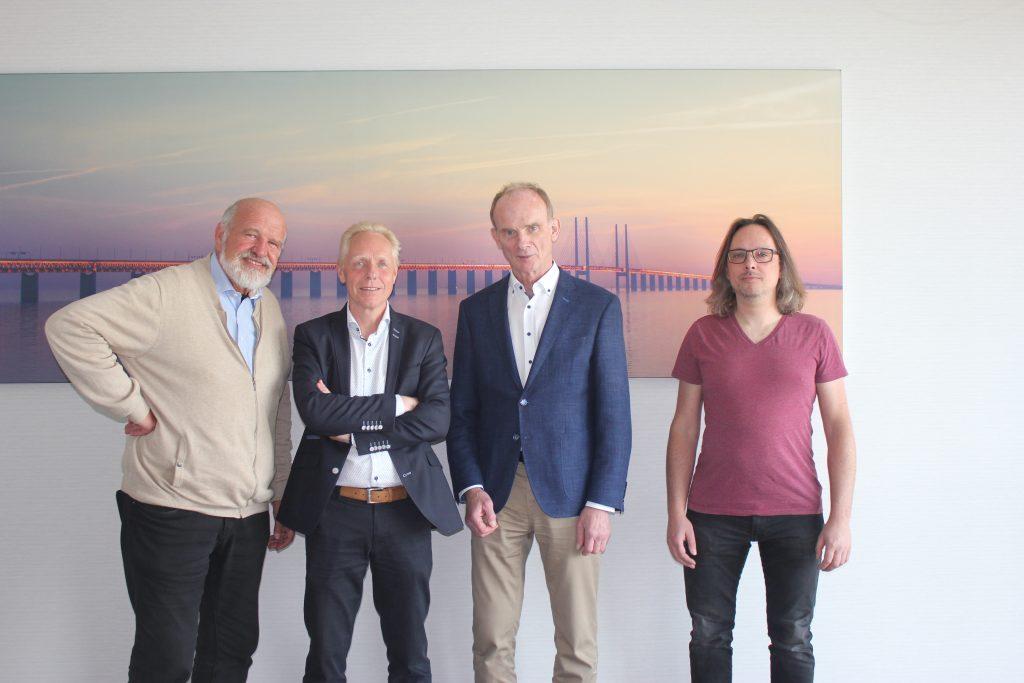 Jan van Santen, Mondial Waaijenberg groep is voorzitter van Bedrijventerreinvereniging FHV