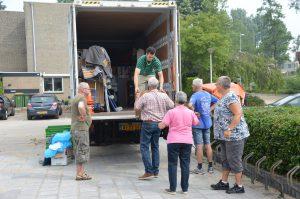 Mondial Waaijenberg Verhuizers, Verhuizing Toon Hermans Huis groot succes!