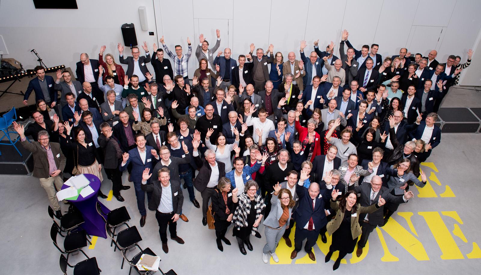 Mondial Waaijenberg Verhuizers is Bedrijfspartner van Living Lab Regio Foodvalley Circulair